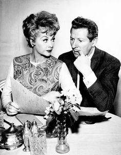 Lucille Ball and Danny Kaye (1964)