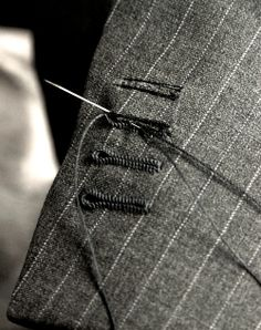 impeccably tailored