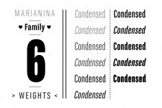 Free Font: Marianina FY Bold from Font You - MightyDeals