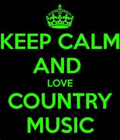i <3 country music