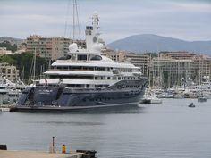al mirqab yacht | Al Mirqab yacht | Flickr - Photo Sharing!