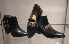 Shoes by @TogaPulla #TogaPulla #boot #AnkleBoot #loafer #shoes #FolliFollie #FW14collection