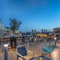 Courthouse Hotel, ShoreditchLondon can make for a great staycation, whether you live there already or want to spend a weekend in the city. Instead of booking a hotel in one of the more touristy areas, base your stay in Shoreditch at the newly opened Courthouse Hotel. The surrounding area has tons of hip food and drink options, but head a little farther east to Satan's Whiskers, a laid back cocktail bar in Bethnal Green. London isn't necessarily well-known for its sushi, but Brilliant…