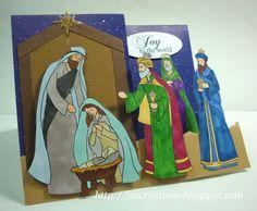 Beccy's Place - The Nativity Set