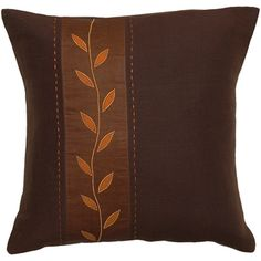 Chilliwack Down or Poly Filled Throw Pillow