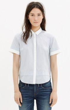 Coastline Button-Down Shirt