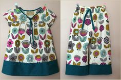 Sewing with Urban Garden for Alexander Henry Fabric | The Inspired Wren - tunic pattern from Happy Homemade vol. 2