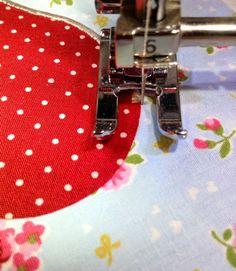 LOJA SINGER PORTO: Acessórios de Costura - Calcador Aberto
