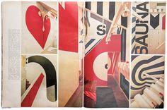 The Big Bold World of Barbara Stauffacher Solomon | CreativeReview