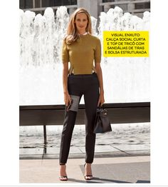 Looks de trabalho: inspiração nas voguettes americanas | Fashion Gazette