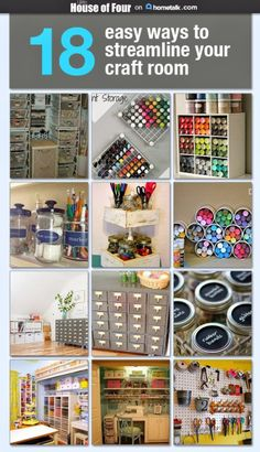 When it comes to crafting, it's just one of those things that takes a lot of supplies. Not matter what specific craft you find interest in, you probably have a lot of nick nacks that go alon…