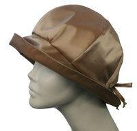 ふんわりシルエットの撥水クローシュ【モカベージュ】 Hats, Fashion, Moda, Hat, Fashion Styles, Fashion Illustrations, Fashion Models