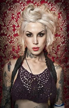 Kat Von D. love her