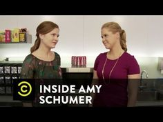Inside Amy Schumer - Slap Chef - http://mystarchefs.com/inside-amy-schumer-slap-chef/