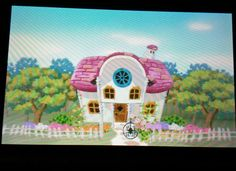 Cottage,  3DS game