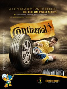continental - tyres on Behance