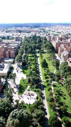 Parque del Virrey Si tu #DestinoFavorito es #Bogota visitanos en www.easyfly.com.co/Vuelos/Tiquetes/vuelos-desde-bogota