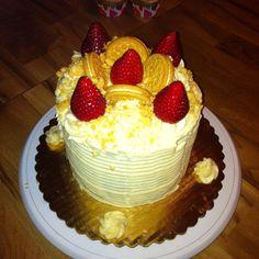 Golden Oreo Strawberry Shortcake