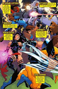 Preview: X-Men '92 #1, Story: Chris Sims & Chad Bowers Art: Alti Firmansyah Covers: David Nakayama, John Tyler Christopher, Pasqual Ferry & Afua Richardson Publis...,  #AfuaRichardson #All-Comic #All-ComicPreviews #AltiFirmansyah #ChadBowers #ChrisSims #Comics #DavidNakayama #JohnTylerChristopher #Marvel #PasqualFerry #previews #X-MEN'92