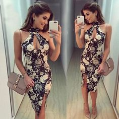 Vestido Ariane Ref 6549