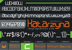 13 Fresh and Cool Fonts for Designers