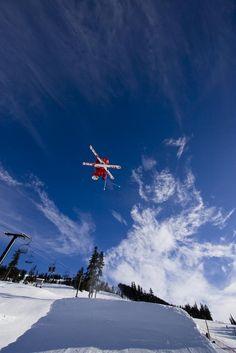 Ski Jump Blue Sky Sports Wall Decals, Ski Jumping, Removable Wall Decals, Skiing, Sky, Explore, Prints, Blue, Ski