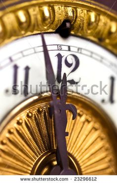 vintage clock face showing a few minutes to midnight; 'New Year's Eve' by Graeme Dawes, via Shutterstock Happy New Year 2016, New Years 2016, Happy New Year Everyone, Happy 2015, Auld Lang Syne, Father Time, Before Midnight, New Year Celebration, Benjamin Franklin