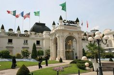 Aix-les-Bains Grand Cercle Casino, 200 Rue du Casino, Aix-les-Bains, Rhône-Alps 73100, France, Europe. - #Casinos-of-Mayfair.com