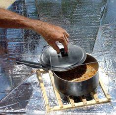 Solar Cooker, Bushcraft, Cooking, Bag, Fandom, Oven, Cuisine, Purse, Kitchen