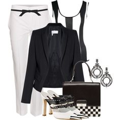 """""""Louis Vuitton Bag & Shoes II"""" by brendariley-1 on Polyvore"""