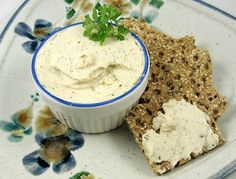 vegan boursin cheese Spread