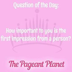 Today's Pageant Question Of The Day is: What genre of book is your favorite to read? Why this question was asked: Judges want to know what you like to read and how you will promote the importance of literacy to young people as a titleholder.