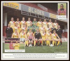 All sizes | Sheffield United - Centenary Season 1988/89 | Flickr - Photo Sharing!
