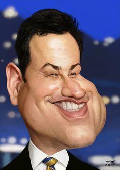 Jimmy Kimmel: Nam diễn viên hài & Người dẫn chương trình truyền hình Mỹ