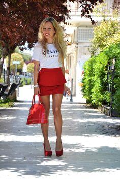 Arcadia handbag - outfit fashion blogger ss2013 It-Girl by Eleonora Petrella