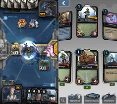Titanfall: Frontline Collectible Card Game Announced for iOS Android