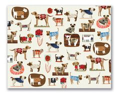 WRAP :: Dog Sweaters Ecowrap - Ecojot - eco savvy paper products