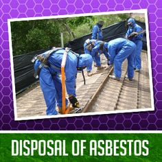 Safe removal and disposal of asbestos from a commercial building. Perth, Commercial, How To Remove, Baseball Cards, Building, House, Home, Buildings, Homes