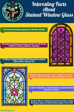 #glass_window_repair_Miami Interesting Facts About Stained Window Glass