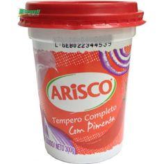 Arisco Tempero Completo com Pimenta