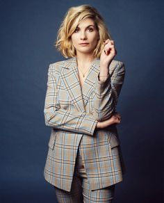 """""""Things Jodie Whittaker did: That. 13th Doctor, Doctor Who, Bad Wolf, Famous Women, Just Love, Blazer, Twitter, Musicians, Films"""