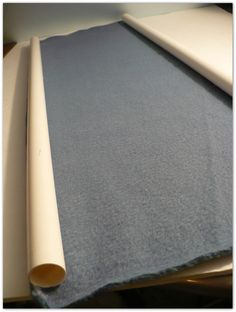 Keep warm air in and cold air out with a double-sided draft stopper. & How to Make a Double-Sided Door Draft Stopper - this one looks ...