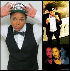 Bow Ties & skinny ties are us, Visit #HauteButch today and tie one on! http://www.hautebutch.com/portfolio/bow-ties/gallery/shop?utm_content=buffer92fe2&utm_medium=social&utm_source=pinterest.com&utm_campaign=buffer #androgynous #fashion #HauteButchStyle