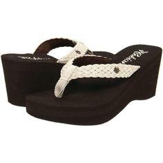 Cobian Zoe Women's Sandal Slipper Footwear - Cream / Size 8