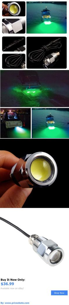 boat parts: green underwater led boat light 2 included 3.5x1.5 600, Reel Combo