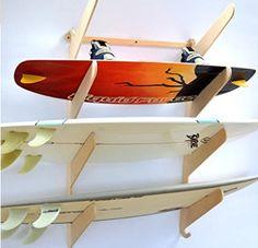 Surfboard Wakeboard Hanging Wall Rack