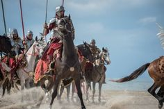 lamus-dworski:  Polish Hussars (also known as Winged Hussars)...