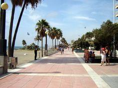 COSTA DEL SOL photo by Robert Bovington of Estepona promenade