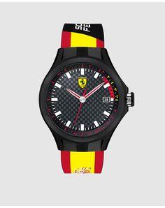 Reloj de hombre Pit Crew Ferrari