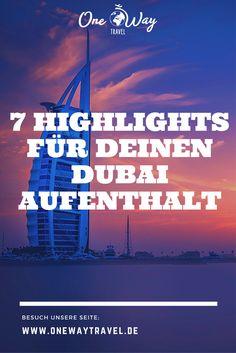 Du fragst dich was man in Dubai machen kann? Wir zeigen dir was in Dubai sehenswert ist und was man alles machen kann. Von der Dubai Mall bis zur Dubai Fontäne.